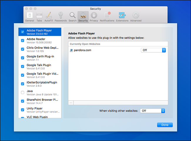 how to install adobe flash player on my macbook air