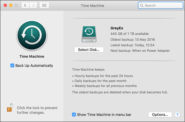 PSA: You Can Use Time Machine Even If Your Backup Drive Isn