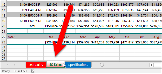 How to change the color of the worksheet tabs in excel ibookread PDF