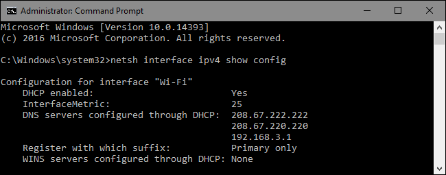 How To Change Your Computer S Ip Address From The Command