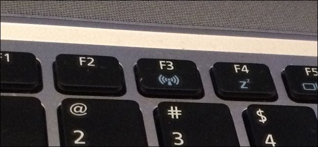 How to Turn Wi-Fi On or Off With a Keyboard or Desktop Shortcut in ...