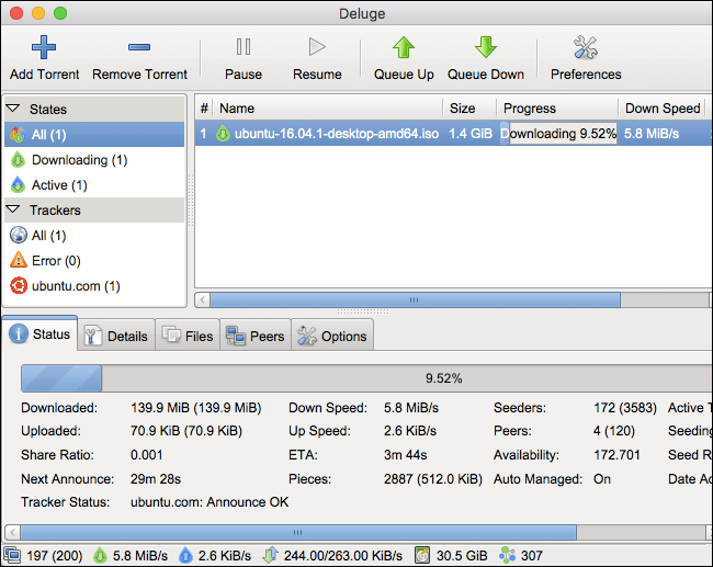 torrent client for mac