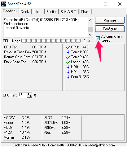 how to auto control your pc\u0027s fans for cool, quiet operation