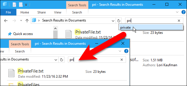 How To Delete The Search History In Windows File Explorer