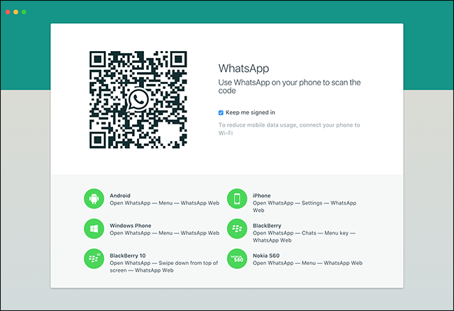 whatsapp for windows 10 without qr code