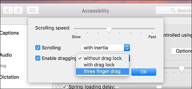 How to Bring Back Three-Finger Drag on the MacBook's Force