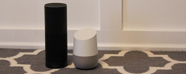 Amazon Echo vs. Google Home: Which One Should You Buy?