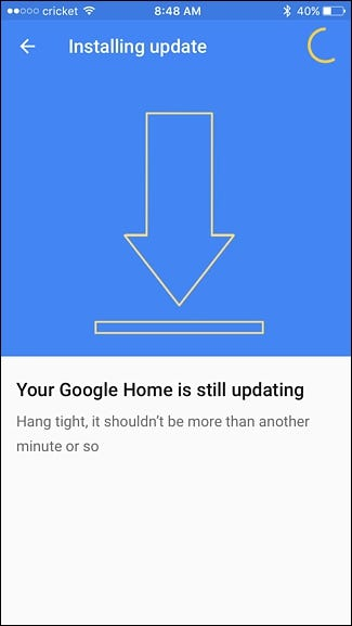 how to set up google home