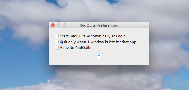 Why Do Mac Apps Stay Open When I Hit The Red X Button? - Tips