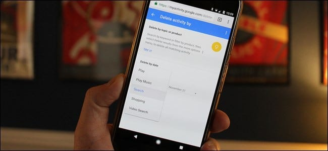 How to Clear Your Google Search History on Android