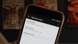 What Data Does Android Back Up Automatically?