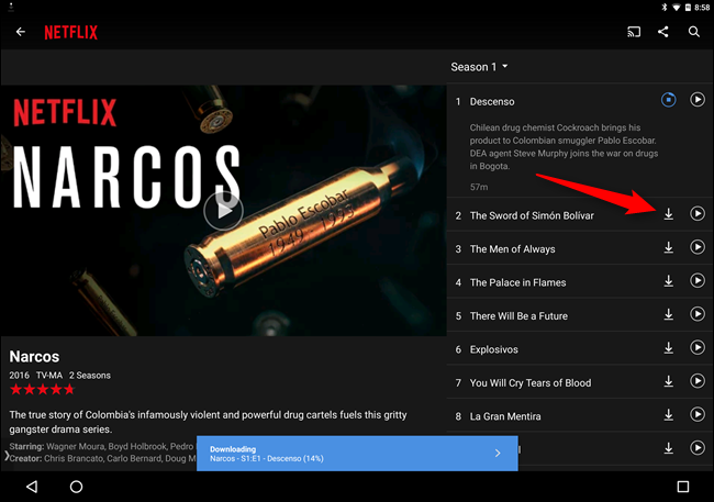 How to Download Movies and Shows From Netflix for Offline Viewing 6