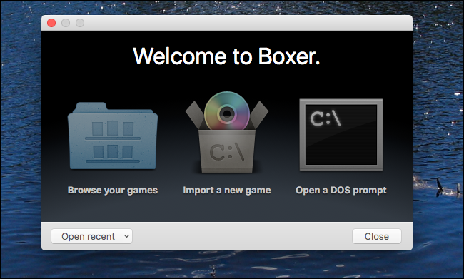 boxer-main-window