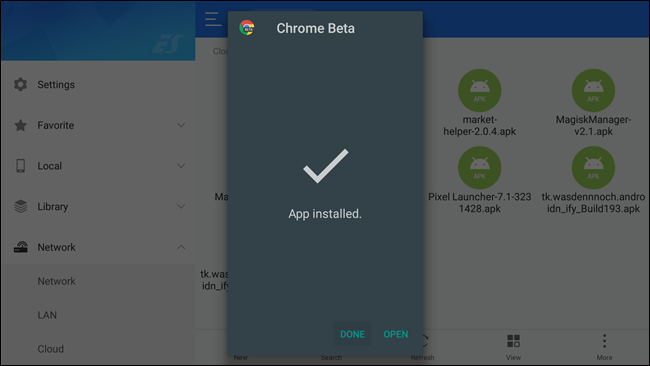 How to Sideload Apps on Android TV