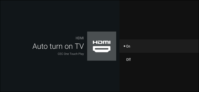 How to Automatically Turn On Your TV When You Turn on SHIELD
