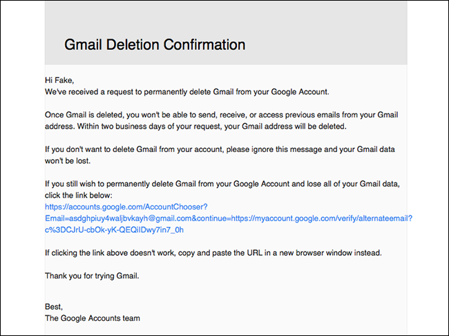 How To Delete Your Gmail Or Google Account
