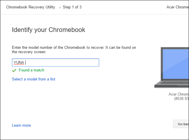 How to Restore Your Chromebook's Original BIOS and Software If You