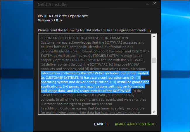 Relax, NVIDIA's Telemetry Didn't Just Start Spying on You