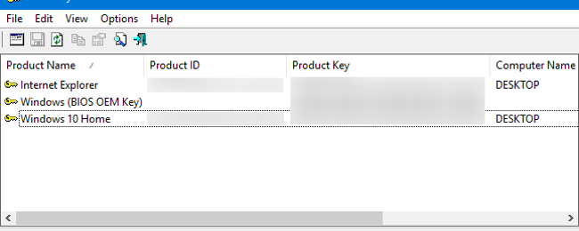 How to Recover Software Product Keys From Any Computer, Even a Broken One
