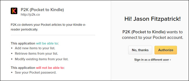 How to Send Articles to Your Kindle for Later Reading with