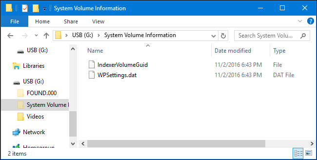 """What Is the """"System Volume Information"""" Folder, and Can I Delete It?"""