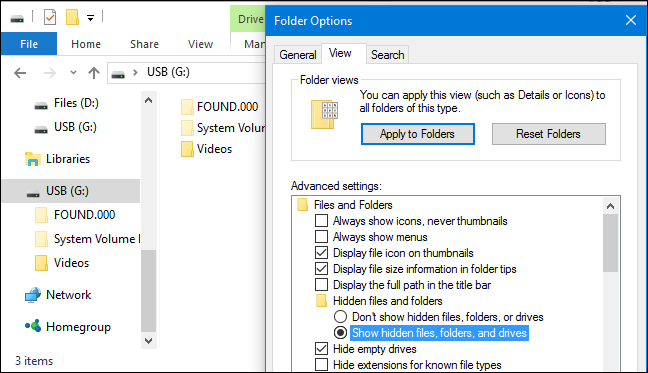 What Are the FOUND 000 Folder and FILE0000 CHK File in Windows?