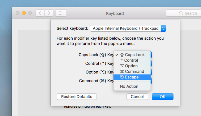 mac-keyboard-preferences-escape-caps-lock
