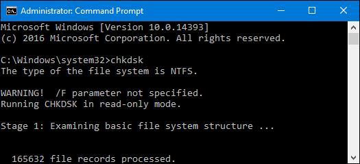 How to Fix Hard Drive Problems with Chkdsk in Windows 7, 8 ...