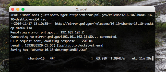 How to Use wget, the Ultimate Command Line Downloading Tool