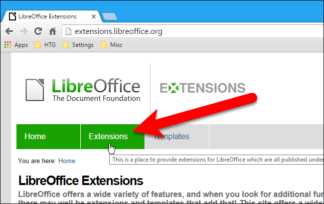 03_clicking_extensions_on_website
