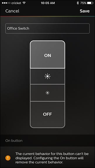 How To Re Program The Hue Dimmer Switch To Do Anything With Your Lights