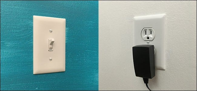 How to replace an outlet thats controlled by a light switch in some houses light switches on the wall might control individual outlets where you can plug in lamps and other lights theyre really convenient aloadofball Choice Image