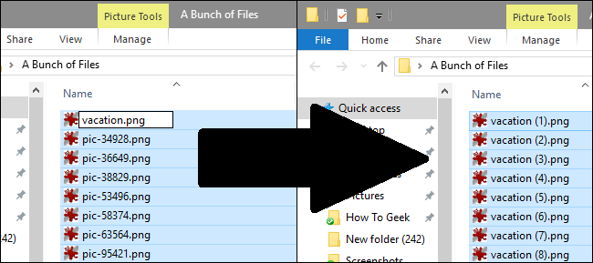 Hoffman Auto Group >> How to Batch Rename Multiple Files in Windows