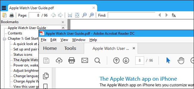 windows 10 pdf reader shut down february