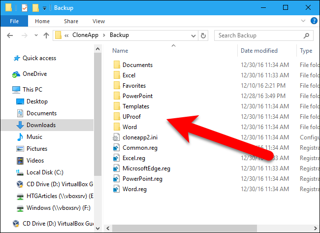 How to Back Up and Transfer Settings for Your Windows