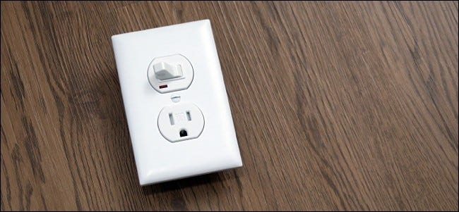 if you're running out of outlets to plug things into, installing a switch/ outlet combo is a great way to squeeze in another receptacle without  completely