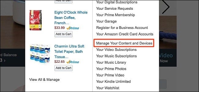 How to Unregister an Amazon Product to Give It to Someone Else