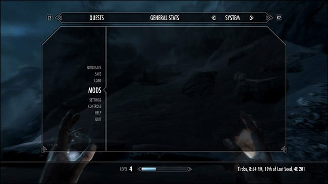 How to Install Mods for the Skyrim Special Edition on the