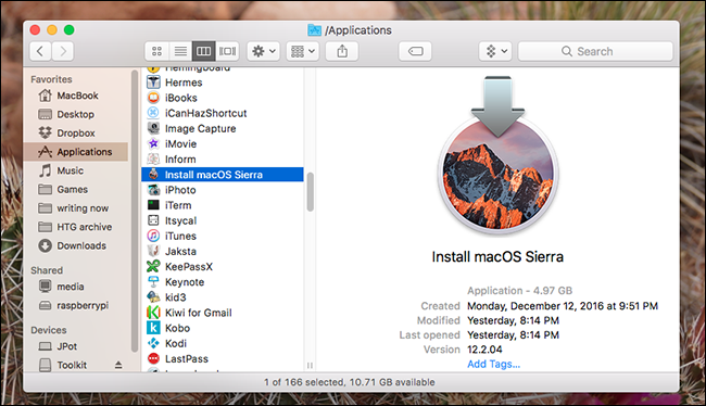 How to Create a Bootable USB Installer for macOS Sierra - Tips general news