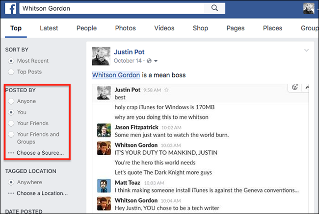 How to Use Facebook's Search to Find Anyone or Anything - Tips