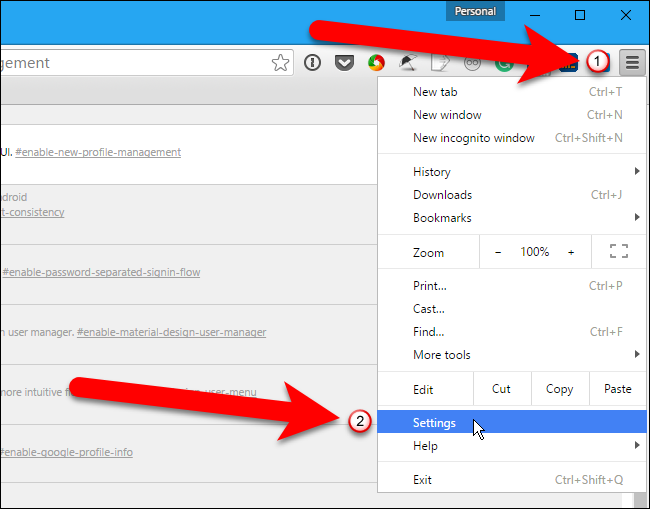 How to Lock Your Google Chrome Profile with a Password