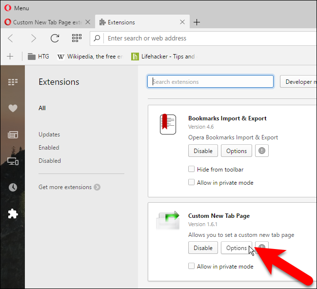 How to Open a New Tab ...
