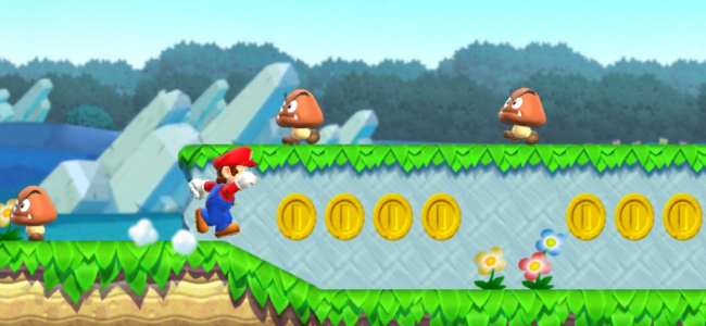 How to Restart a Super Mario Run Level Without Dying