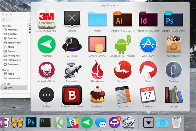 applications-menu