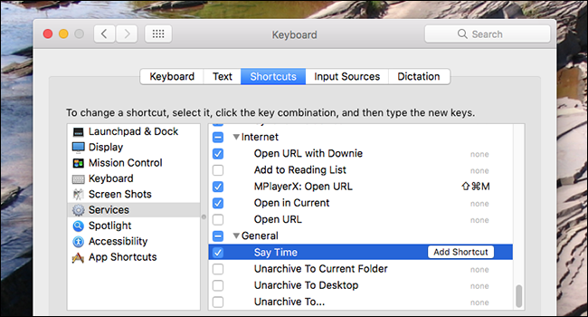 automator-say-time-keyboard-shortcut