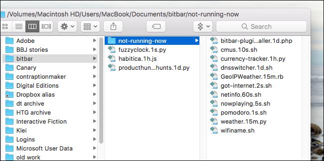 bitbar-sub-folder