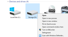 How to Add a Defragment Option to the Right-Click Menu for a Drive in Windows