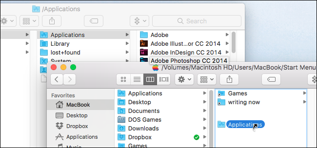 drag-applications-folder-alias