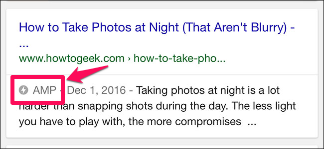 What Is Google Amp And Why Is It In My Search Results
