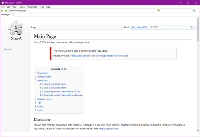 How to Download Wikipedia for Offline, At-Your-Fingertips Reading